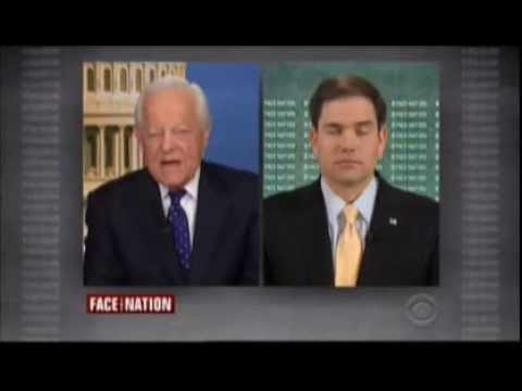 Sen. Marco Rubio on Face The Nation - January 12th, 2014