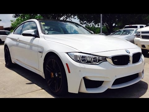 2015 BMW M4 Coupe Full Review, Start Up, Exhaust