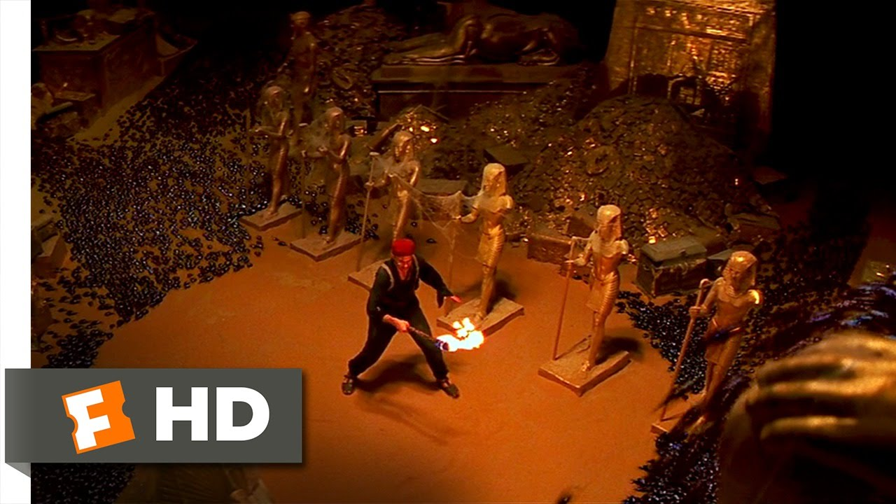 the mummy 1010 movie clip goodbye beni 1999 hd