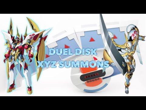 Yu-Gi-Oh Duel Disk Tutorial: Xyz Summons
