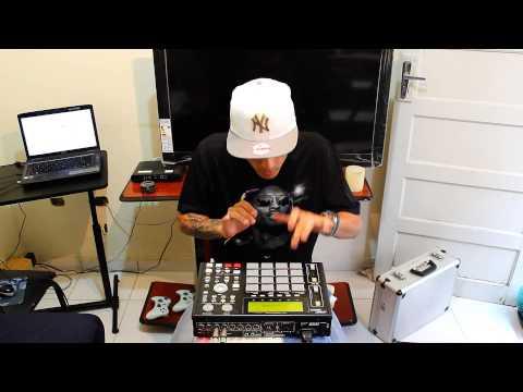 DJ Rafinha MPC - Montagem International Funk
