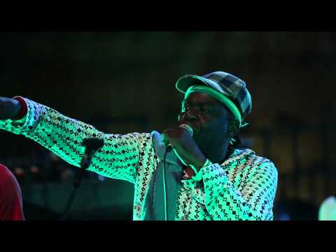 Black Roots - Mama Africa Live at Jerusalem Sacred Music Festival 2013