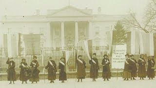 Women's History Month at the White House