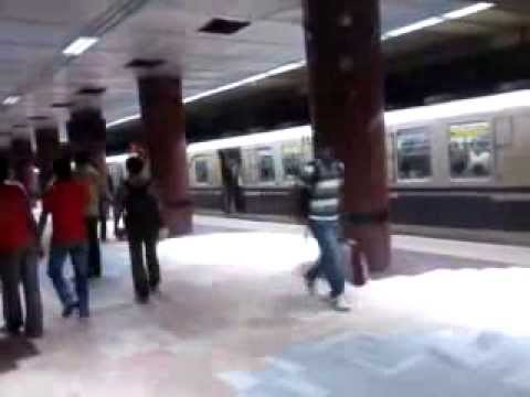 Calcutta Metro Rail - Oldest and Cheapest Indian Metro Rail