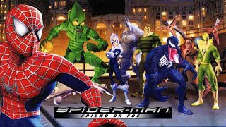 Spider-Man Friend Or Foe (PC) Walkthrough Part 1
