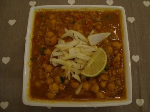 Chana Masala - Punjabi Chole Masala - Chickepeas Curry - Veg Recipes Indian