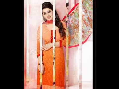 Yellow Pure Chiffon Shalwar Suit Collection 2014 For Girls By Natasha Couture