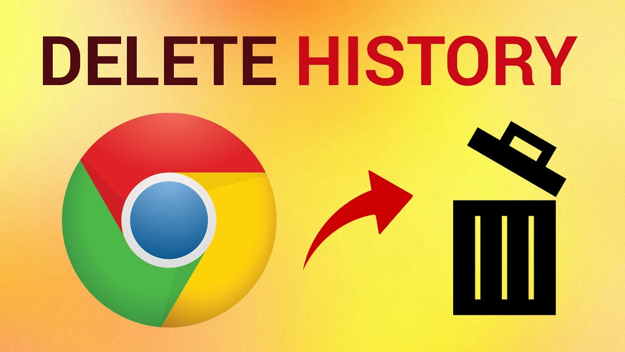 how to delete search history on gmail account