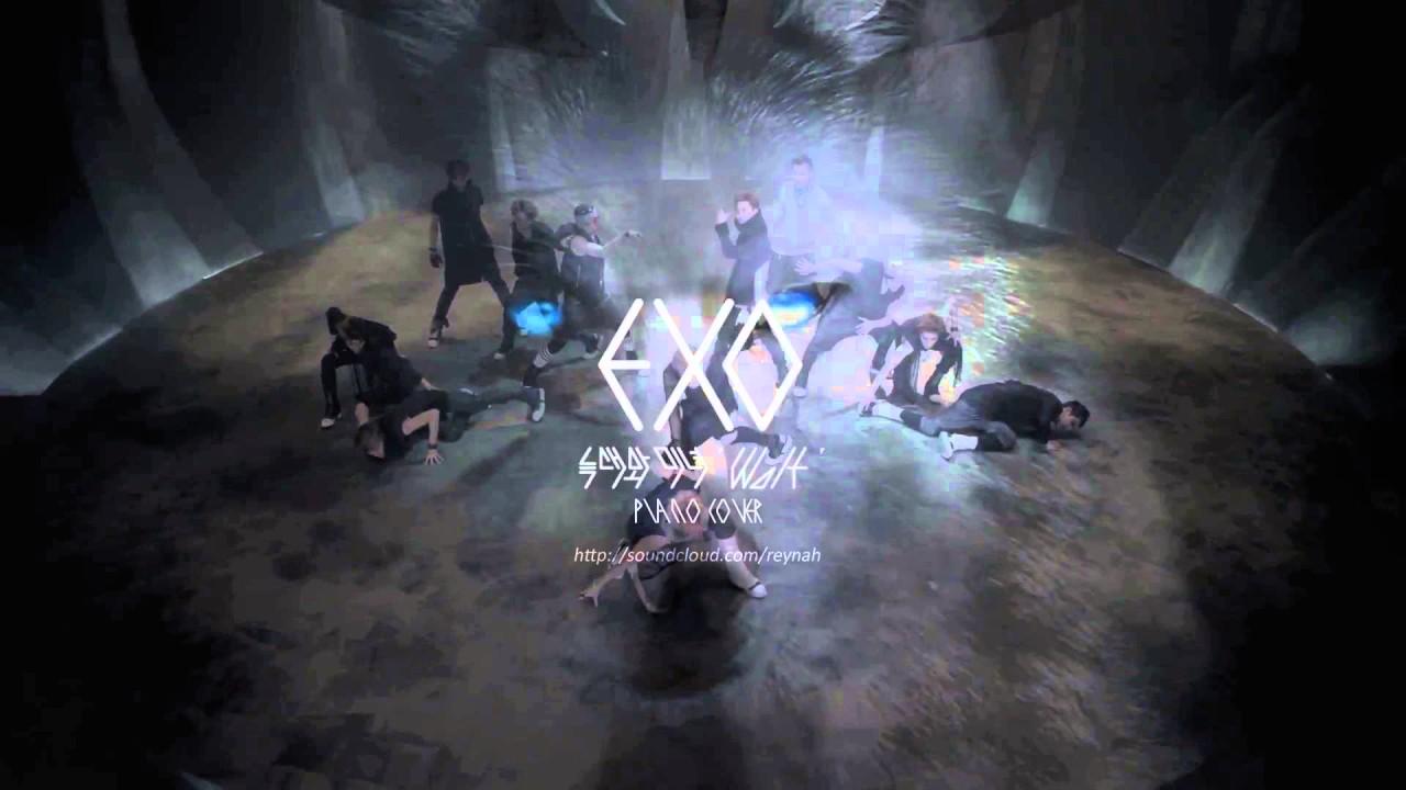 """""""늑대와 미녀 (Wolf)"""" Piano cover 피아노 커버 - EXO 엑소 - YouTube"""