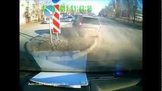 Подборка ДТП с видеорегистраторов 74 \ Car Crash compilation 74