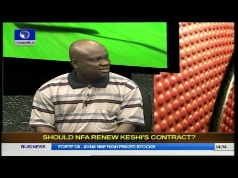 Sports Palava: Should Keshi's Contract Be Renewed By The NFF? Pt.1