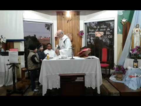 Santa Missa | 11.05.2020 | Segunda-feira | Padre José Sometti | ANSPAZ