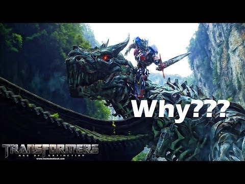 Transformers: Age of Extinction Review. WHY???