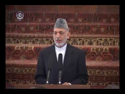 President Karzai's answers to the questions of the Afghan Youth -- September 21, 2013