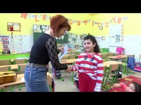 Petrovice u Karviné - Školáci dostali pololetní vysvědčení www.TelevizeKarvinsko.cz
