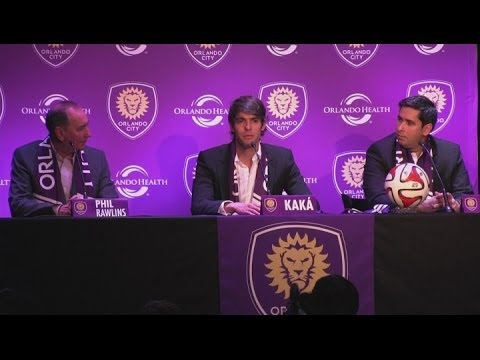 MLS is 'growing fast', says Kaka [AMBIENT]