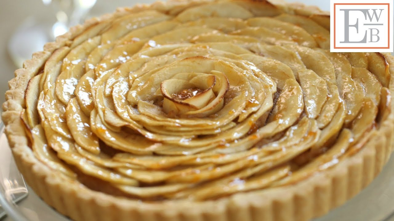 Beth's Classic French Apple Tart - YouTube
