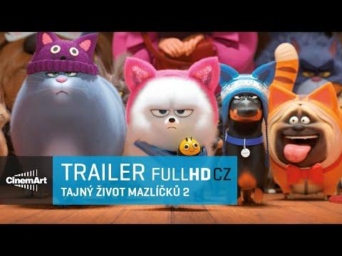 Tajný život mazlíčků 2  - trailer