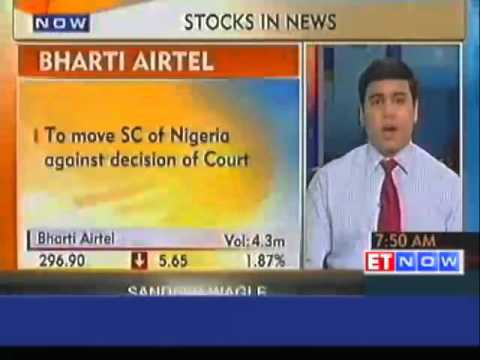 Stocks in news Bharti Airtel, Ultratech