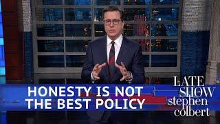 Trump Scolds Sarah Huckabee Sanders For... Being Honest