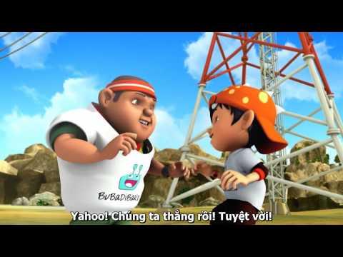 BoBoiBoy phần 3 tập 5 vietsub