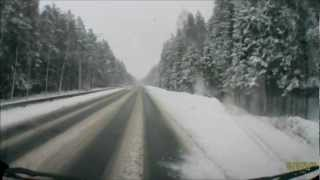 Подборка ДТП с видеорегистраторов 38 \ Car Crash compilation 38