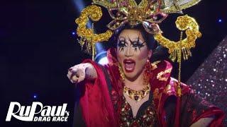 Lip Sync Eleganza Extravaganza Performance 💃 'Finale Sneak Peek'    RuPaul's Drag Race Season 10
