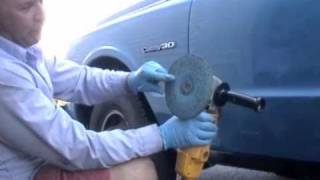 1972 Chevrolet Truck Rust Repair Rocker Panel Cab Corner