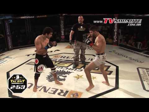 Circuito Talent de MMA - Etapa Indaiatuba - Thiago Henrique Moises vs Leonardo 'Dilon' de Oliveira