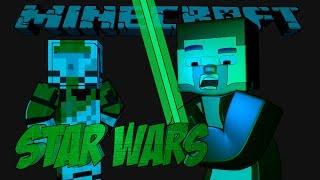 Minecraft - STAR WARS MOD Showcase