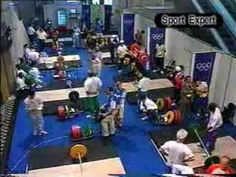 Women 75 kg Weightlifting - Olympic Games Sydney 2000 - by GENADI - Sport Expert