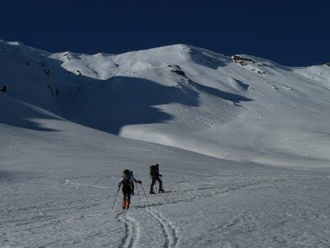 Vídeo del ascenso y descenso del Pic de l'Aiguillette
