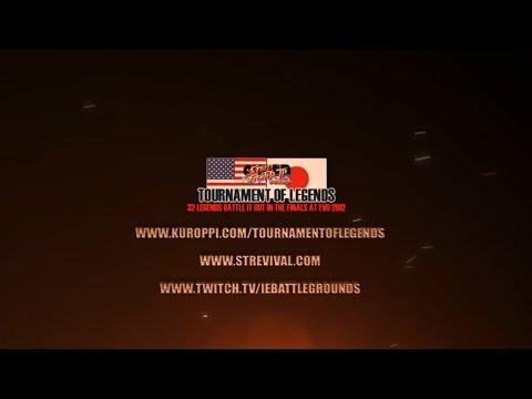 SSF2T TOURNAMENT OF LEGENDS EVO 2012 Trailer