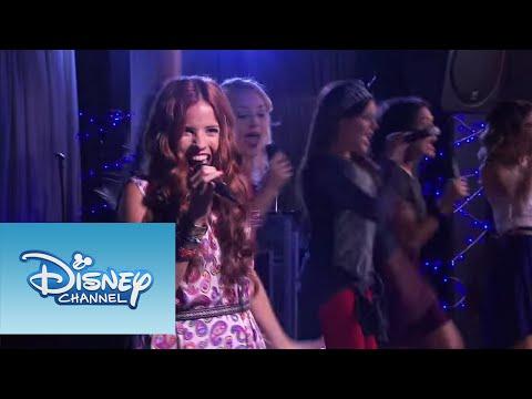 Violetta: Las chicas cantan ¨Veo Veo¨ (Ep 65 Temp 2)