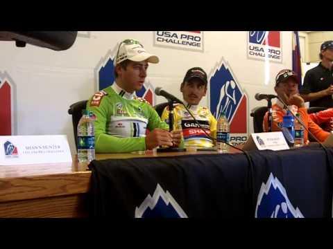 USA Pro Challenge: Peter Sagan on winning stage 3