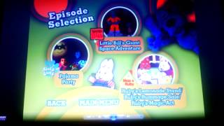 Nick Jr. Favorites Vol. 2 Menu Walkthrough