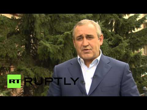 Russia: Duma State deputy comments on US sanction immunity