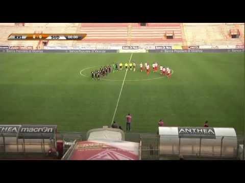 Copertina video Real Vicenza - Fc Sudtirol 1-1