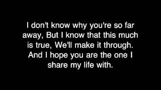 Daniel Bedingfield - If You're Not The One [HQ with Lyrics]
