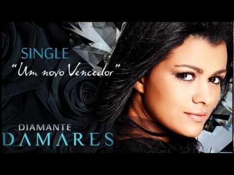 Damares - Um novo vencedor - DIAMANTE  - CD 2010
