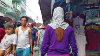 Chợ Bình Thới,Xóm Đất, Minh Phụng, Cây Gõ, Hồng Bàng, Sài Gòn, Jan.19.2017