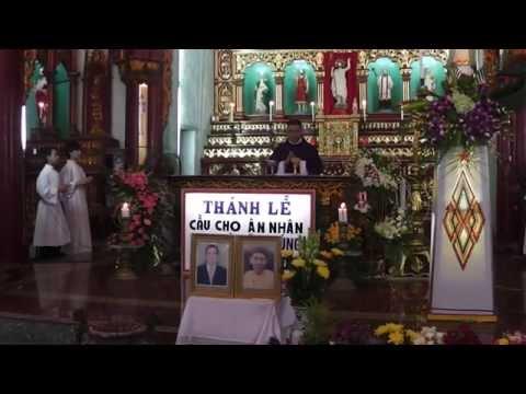Thánh Lễ Cầu Cho Linh Hồn Hai Cụ Giuse Bùi Văn Chúng Và Maria Nguyễn Thị Đào