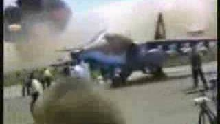 Su27 Crash At Ukraine Airshow.