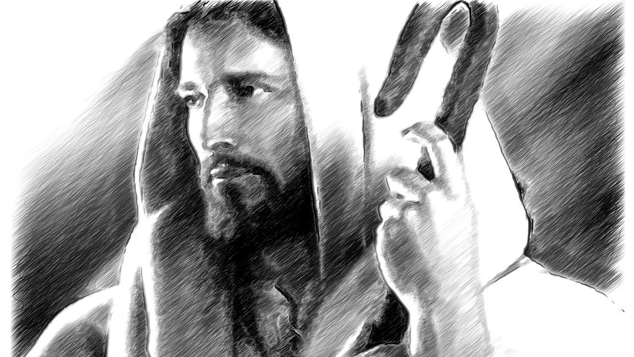 Adorable image pertaining to printable picture of jesus