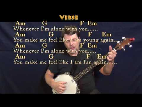 Love Song (The Cure) Banjo Cover Lesson in C with Chords/Lyrics