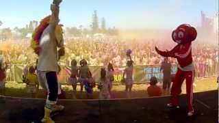 Novaboy Harlem Shake at Color Run