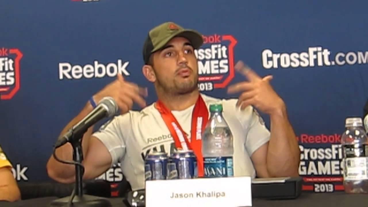 Jason Khalipa - Bing i...