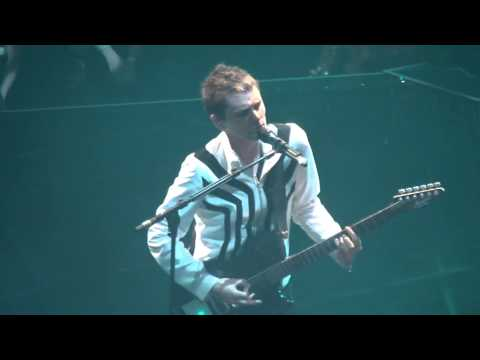 Muse - Pyramid Reveal/ Supermassive Black Hole - 01.11.12