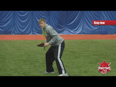 Pitching Tips: Proper Pitchers Mound Fielding with Casey Crosby