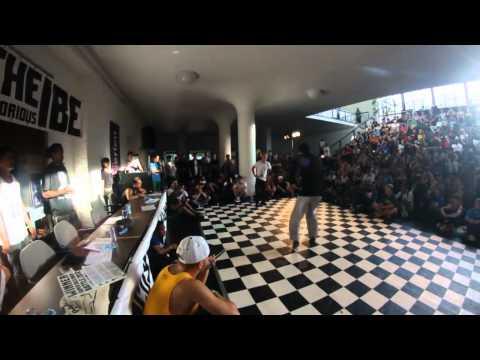 IBE 2012 - Super Solo Bboy Battle Final
